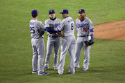 Justin Turner and Manny Machado Photos Photo