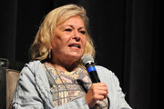 """Roseanne Barr participates in """"Is America a Forgiving Nation?,'' a Yom Kippur eve talk on forgiveness hosted by the World Values Network and the Jewish Journal at Saban Theatre on September 17, 2018 in Beverly Hills, California."""