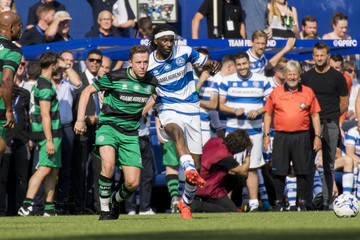Wretch 32 #GAME4GRENFELL at Loftus Road
