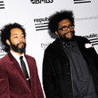 Wyatt Cenac Republic Records Grammy Celebration Presented By Chromecast Audio At Hyde Sunset Kitchen & Cocktail