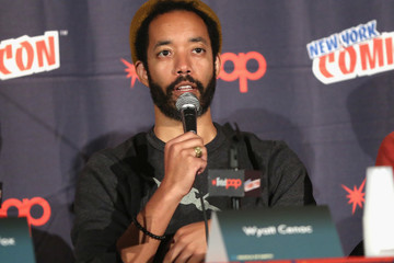 Wyatt Cenac TBS 'People of Earth' at Comic Con NY 2016