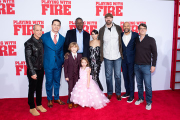 "Wyck Godfrey ""Playing With Fire"" New York Premiere"