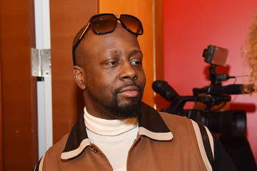 Wyclef Jean The 7th Annual Shorty Awards - Backstage And Green Room