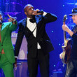 Wyclef Jean Pre-GRAMMY Gala and GRAMMY Salute to Industry Icons Honoring Sean