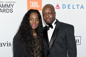 Wyclef Jean Grammy Salute To Industry Icons Honoring Jay-Z - Arrivals