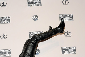 Wyclef Jean American Music Awards Press Room — Part 2