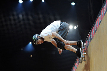 Pierre Luc Gagnon X Games 17 - Day 1