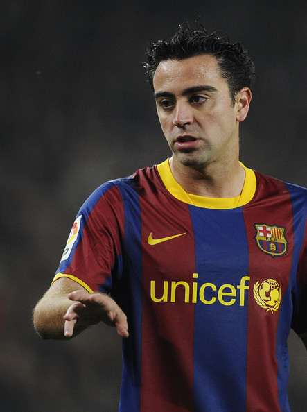 xavi hernandez Over a glittering career that made him the most decorated spanish player in  history, timing has never been a problem for xavi hernandez.