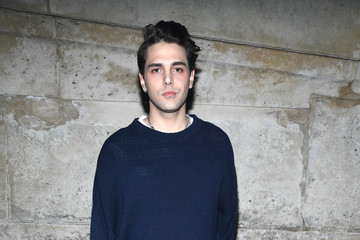 Xavier Dolan Louis Vuitton: Front Row  - Paris Fashion Week Womenswear Fall/Winter 2018/2019