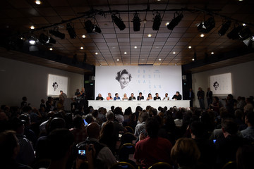 Xavier Dolan Jury Press Conference - The 68th Annual Cannes Film Festival