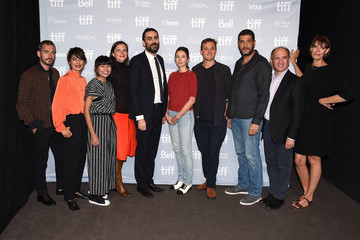 Xavier Legrand 2017 Toronto International Film Festival - 'Platform Round Table' Press Conference
