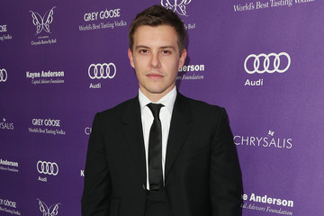 Xavier Samuel Arrivals at the 12th Annual Chrysalis Butterfly Ball