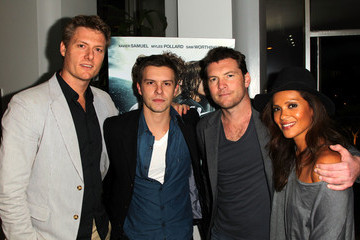 Xavier Samuel 'Drift' Screening in LA