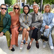 Xenia Adonts Salvatore Ferragamo - Front Row - Milan Fashion Week Spring/Summer 2020