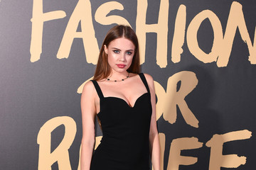 Xenia Tchoumitcheva Red Carpet Arrivals - Fashion For Relief London 2019