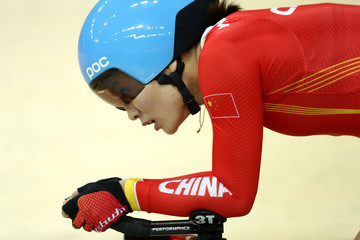 Xiao Ling Luo Cycling - Track - Olympics: Day 10