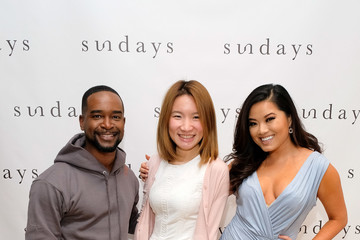 Xixi Yang Sundays Pre-Opening Party
