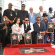 Xzibit Cypress Hill Honored With Star On The Hollywood Walk Of Fame