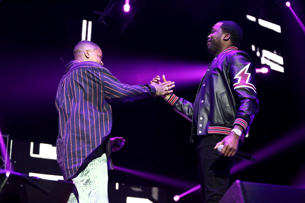 2018 BET Experience STAPLES Center Concert Sponsored By SPRITE - Night 3 [performance,entertainment,music artist,music,performing arts,violet,purple,stage,visual effect lighting,event,sprite,meek mill,experience,yg,california,los angeles,staples center concert sponsored,bet,bet experience]