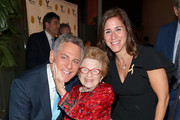 Bill Ritter and Dr. Ruth Photos Photo