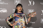 Actress Rossy de Palma attends the 'YO DONA' International Awards 2018 at Palacio de Linares on October 3, 2018 in Madrid, Spain.
