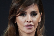 Actress Monica Cruz attends 'YSL Beaute, THE SLIM Rouge PurCouture' party at the Santona Palace on November 6, 2018 in Madrid, Spain.