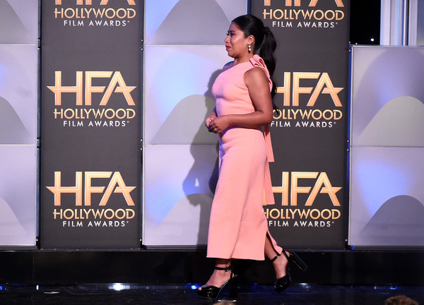 Yalitza Aparicio Photos Photos 22nd Annual Hollywood Film Awards