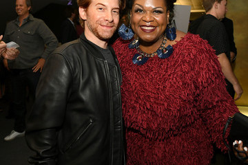 Yamaneika Saunders Premiere Party For The OBB Pictures And Netflix Original Series 'Historical Roasts' Featuring Jeff Ross