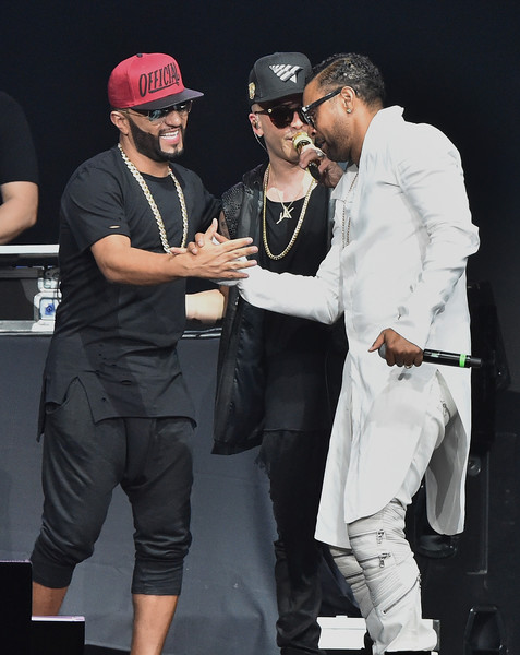 Yandel And Alex Sensation Photos Photos