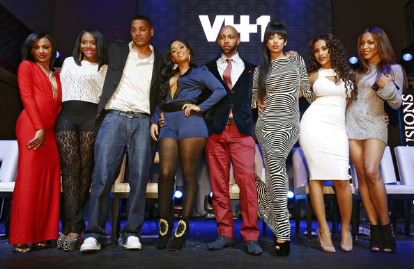'Love & Hip Hop' Season 4 Premieres in NYC [season,love hip hop,fashion,event,performance,youth,talent show,fashion design,competition,model,performing arts,team,yandy smith,tara wallace,joe budden,amina buddafly,erica mena,cyn santana,vh1,premiere]