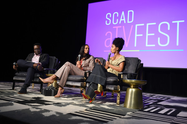 SCAD aTVfest 2020 - In Conversation: The Spirit And Style Of 'Grown-ish' With Yara Shahidi And Michelle R. Cole