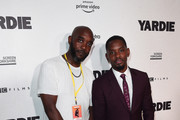 Seani B and Aml Ameen attend the after party of Yardie. Yardie is released in UK cinemas on 31st August at BFI Southbank on August 21, 2018 in London, England.