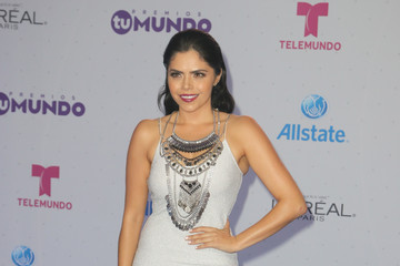 Yarel Ramos Telemundo's Premios Tu Mundo 'Your World' Awards - Arrivals