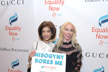 Yasmeen Hassan Chandra Jessee Equality Now Celebrates 25th Anniversary at 'Make Equality Reality' Gala - Arrivals