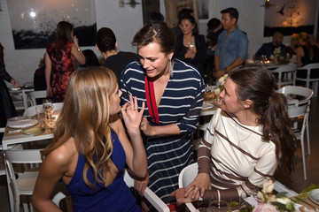 Yasmin Le Bon Tiffany & Co. Celebrates The 2015 Blue Book Collection