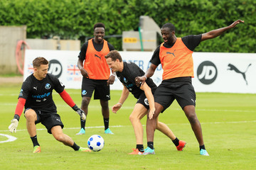 Yaya Toure Soccer Aid For UNICEF Media Access