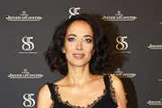 Carmen Chaplin attends the party in tribute to the Reverso hosted by Jaeger-LeCoultre as part of the SIHH on January 18, 2016 in Geneva, Switzerland.