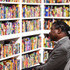 """Yinka Shonibare Photos - Yinka Shonibare ahead of the opening of his installation """"The British Library"""" at Tate Modern on April 8, 2019 in London, England. - Yinka Shonibare Installation 'The British Library'At Tate Modern"""