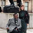 Yinka Shonibare The Royal Academy Of Arts Summer Exhibition - Preview Party Arrivals