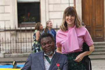 Yinka Shonibare Royal Academy Of Arts Summer Exhibition Preview Party - Arrivals
