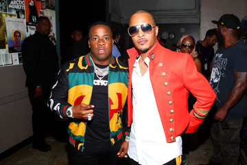 Yo Gotti BET Hip Hop Awards 2018 - Backstage
