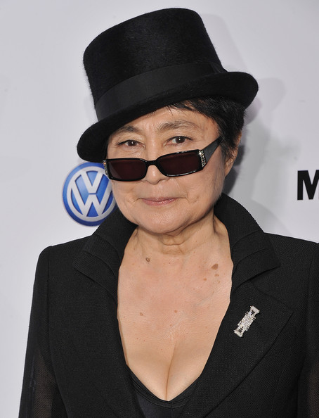 Yoko Ono Pictures - Volkswagen, MoMA & MoMA PS1 ...