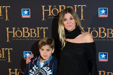 Yolanda Jimenez 'The Hobbit: The Desolation of Smaug' Premieres in Madrid