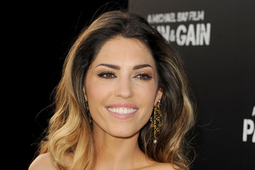 Yolanthe Cabau 'Pain & Gain' Premieres in Hollywood