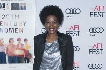 Yolonda Ross AFI FEST 2016 Presented by Audi - A Tribute to Annette Bening and Gala Screening of A24's '20th Century Women' - Red Carpet