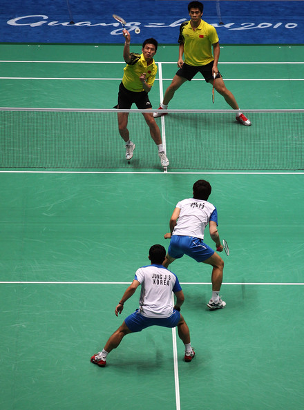 16th Asian Games - Day 3: Badminton