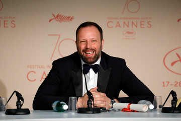 Yorgos Lanthimos Winner's Press Conference - The 70th Annual Cannes Film Festival