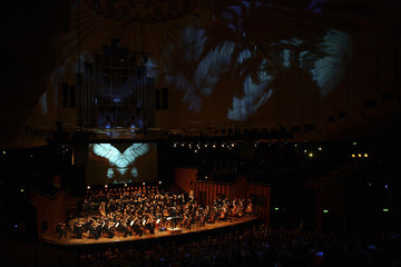 Michael Tilson Thomas YouTube Symphony Orchestra Finale Takes Place In Sydney