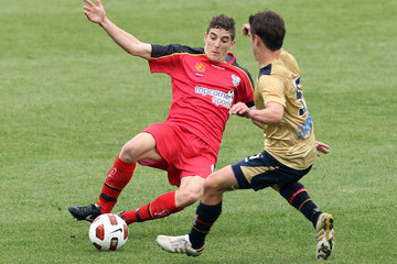 Kyle Ewart Youth League Rd 6 - Adelaide v Jets
