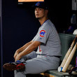 Yu Darvish Chicago Cubs vs. Atlanta Braves